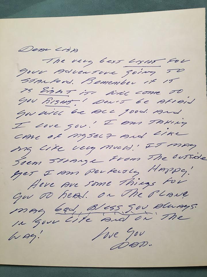 georg letter